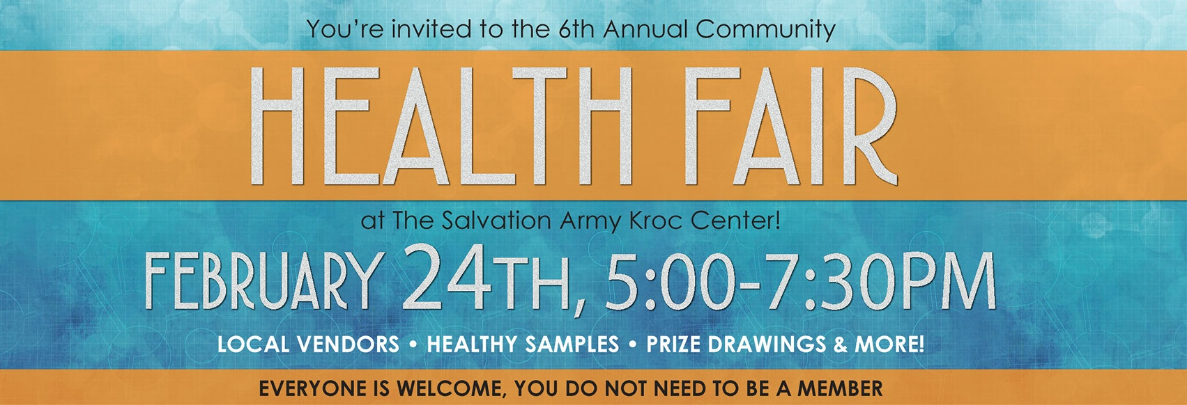 6th Annual Community Health Fair